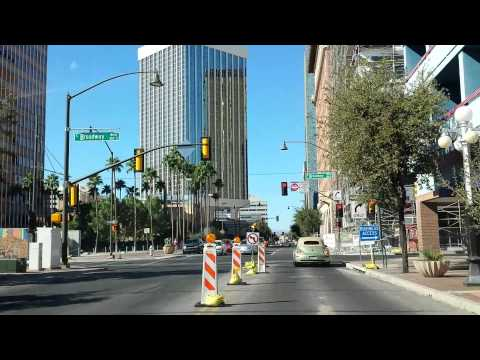 Tucson AZ Downtown crusin'