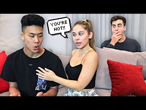 Making My Girlfriend FLIRT With My Best Friend.. (LOYALTY TEST)