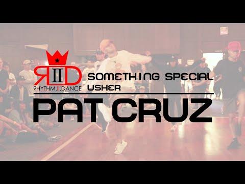Pat Cruz - Something Special | Summer Camp 2016 | @pat_cruz @rhythm2dance @usher