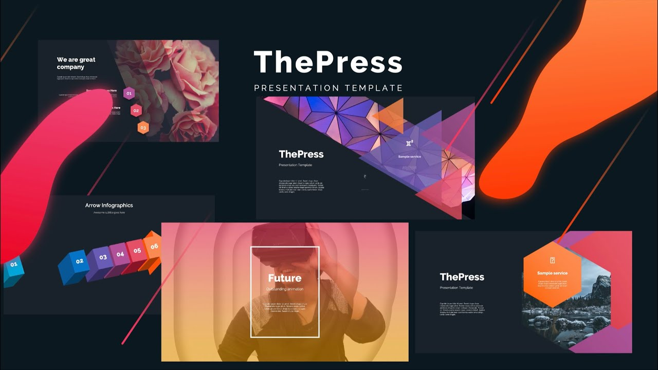 Most Popular Powerpoint Templates Thepress Youtube