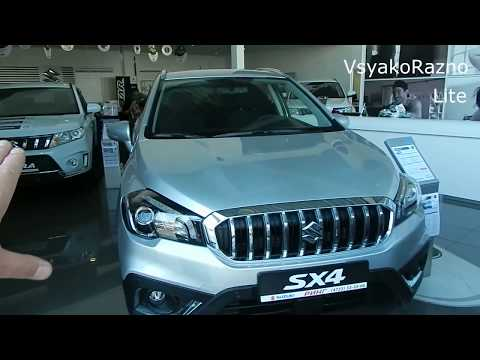 Suzuki SX4 Tabi 1,6 л 117 л.с 6AT 2WD GLX (Спецверсия «Таби» — путешествие) интерьер,экстерьер обзор