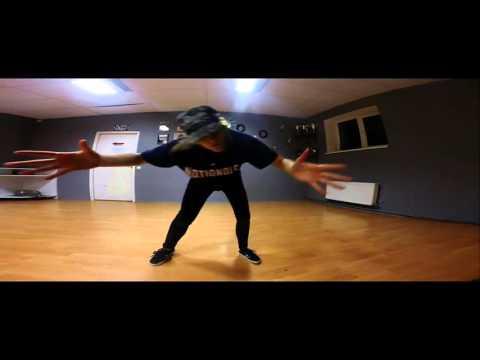 GDA Guest   Ganna   Freestyle @ Ghetto Dance Academy