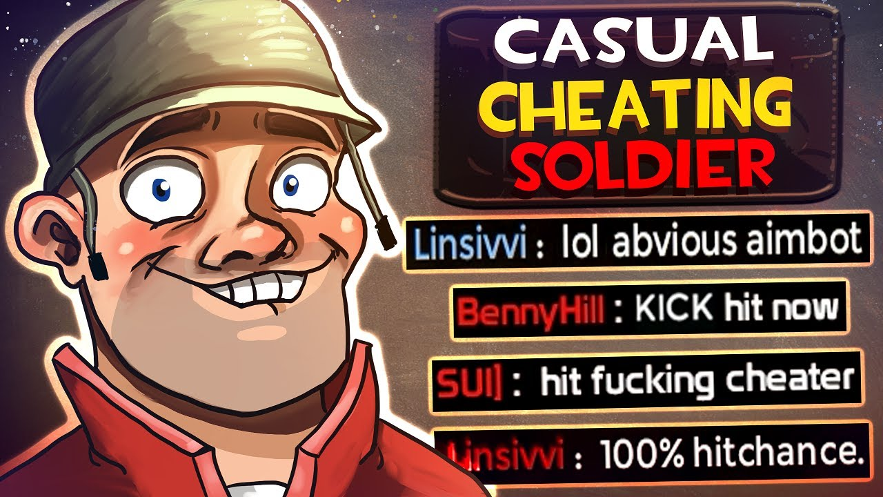 TF2 Casual Cheating Soldier