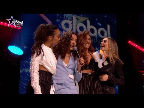 Little Mix win 'Best Group' at The Global Awards 2018 Mp3
