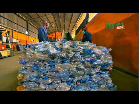 Recycling  In Nigeria - Wale Adebiyi ,Ceo WeCyclers