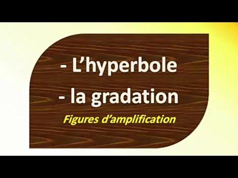 L'hyperbole et la gradation, procédés, valeurs et exemples ...