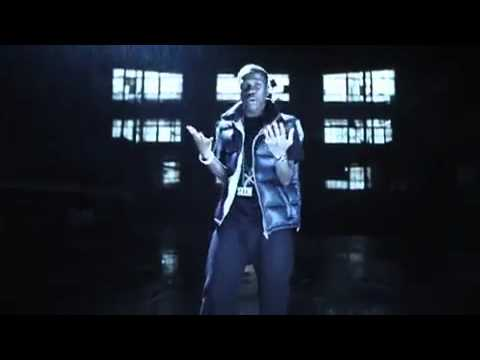 Tinchy Stryder- Let It Rain (feat. Melanie Fiona) [Offical Music Video]