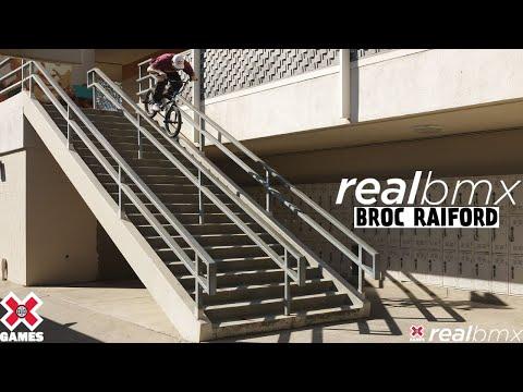 Broc Raiford: REAL BMX 2021 | World of X Games