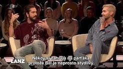 Markus LANZ: Bill & Tom Kaulitz - 07.02.2019 #CZ