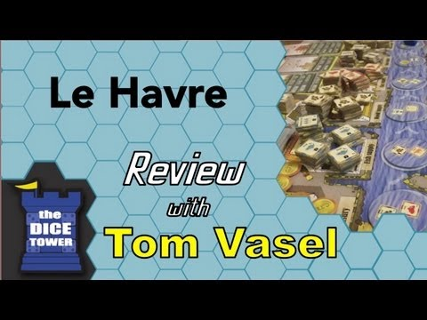 Le Havre - with Tom Vasel