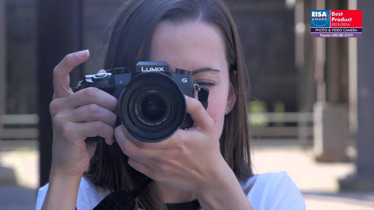 Panasonic Lumix DMC-G70 Camera Driver