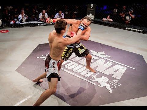 Arena Tour 5  ( Mauri Andrei Moura vs David Cubas)