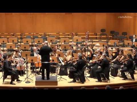 Fratres - Arvo Pärt; Haydn Orchester Bozen und Trient mit Conductor Arvo Volmer