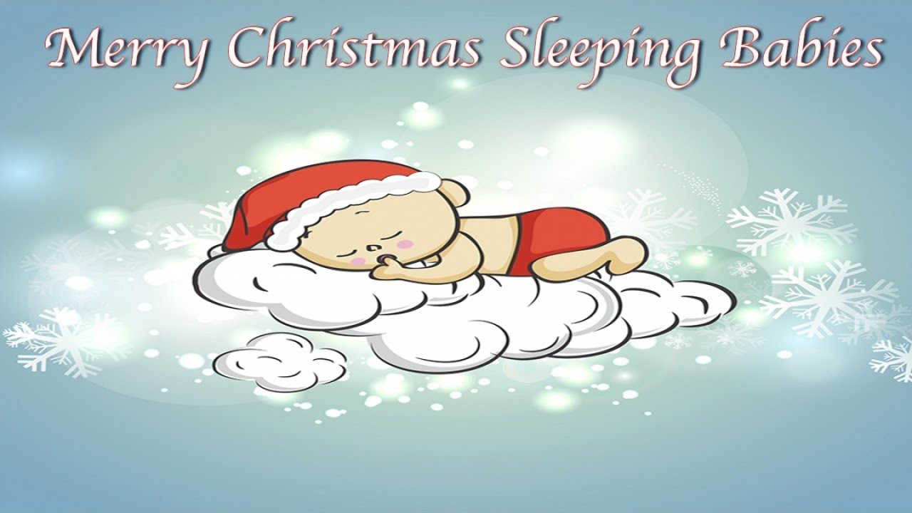 Instrumental Christmas Songs for Kids Sleeping - 1 Hour Christmas ...