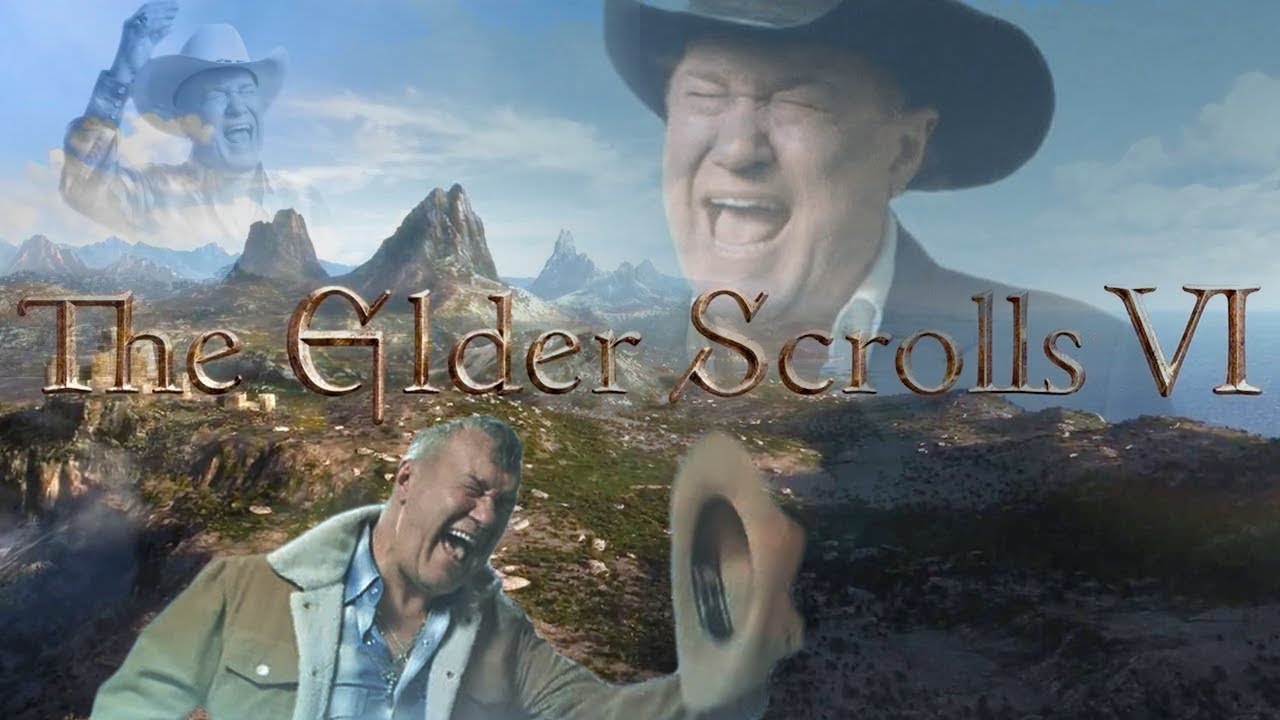 The Age of FF is over   The Elder Scrolls   Know Your Meme  Elder Scrolls Memes