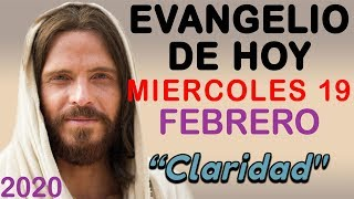 Evangelio de Hoy Miercoles 19 de Febrero de 2020 | REFLEXIÓN | Red Catolica