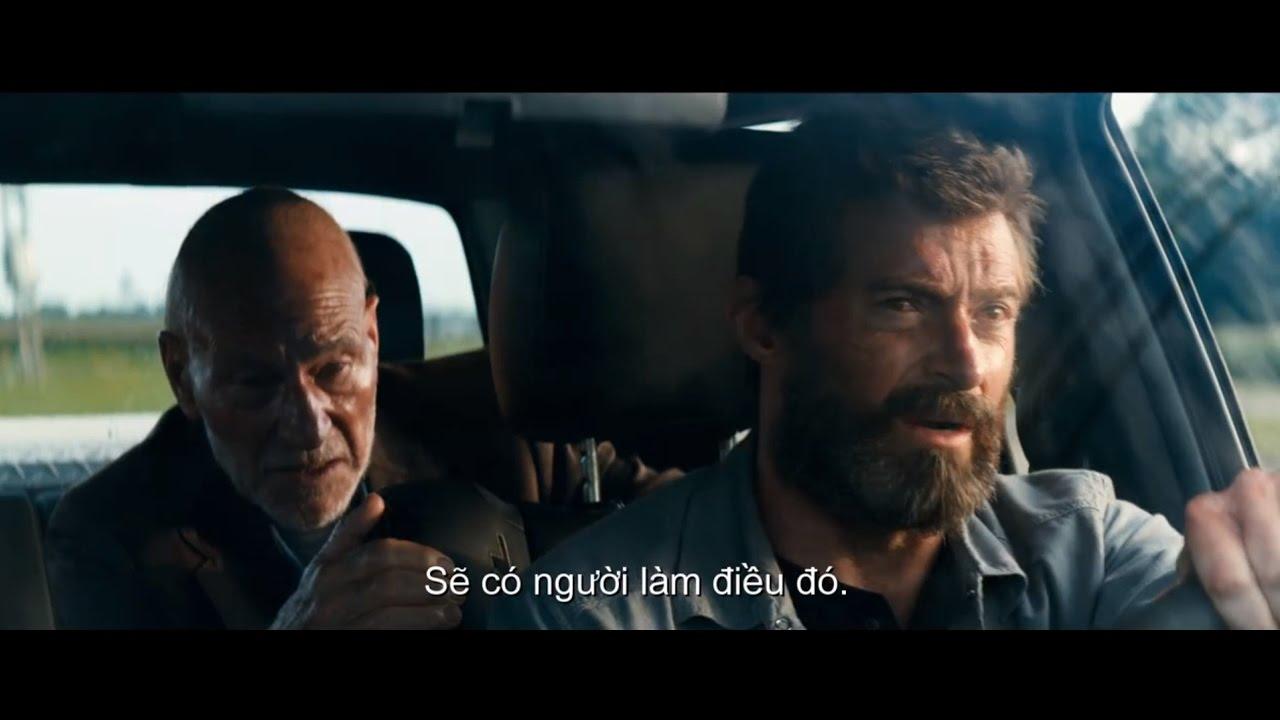 """Phim bom tấn """"Logan"""" Teaser Trailer #1"""