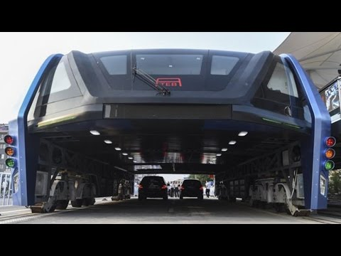 Future Buses That Will Blow Your Mind