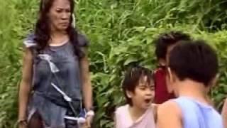 Jomar and Budong with Bugan and Bully kids