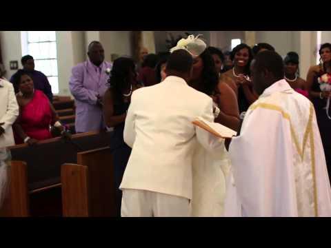 Mr.& Mrs. Landry Wedding preview