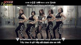 [Vietsub + Engsub + Kara] Nicole (니콜) - MAMA {Solo Debut MV}