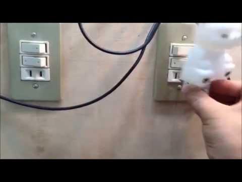 Como conectar dos lamparas en paralelo instalaciones for Como instalar una terma electrica