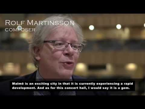 Into Eternity by Rolf Martinsson - Part 1+2, soprano/orchestra: Lisa Larsson/Malmö SO/Marc Soustrot