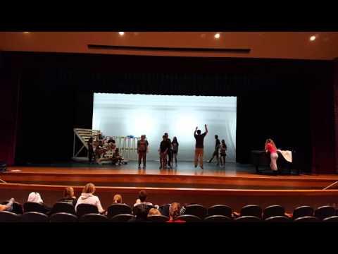 North Polk High School Musical Choreography Song 6