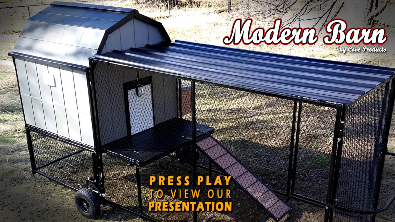 Best chicken coop exceptional looks insulated for Maintenance free chicken coop