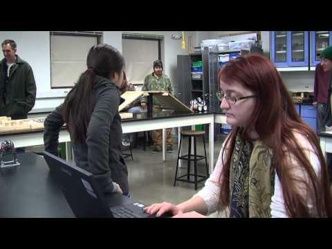 Intro to Engineering Design using Lego Mindstorm Robotics - Adams State University