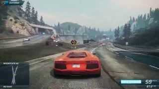 Need for Speed Most Wanted 2012 - Amazing Ultra Realistic Graphics ( by Me )
