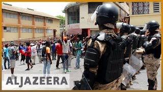 🇭🇹 Haiti unrest: Protesters call for PM's resignation   Al Jazeera English
