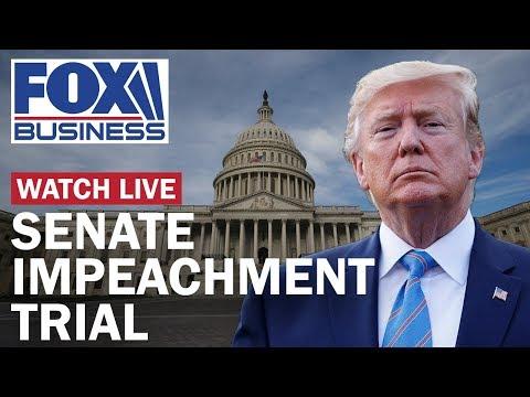 Download Trump team continues defense in Senate impeachment trial   Day 7