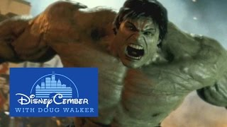 The Incredible Hulk - Disneycember 2015