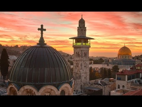 In Search of The Real Tomb of Jesus in Jerusalem