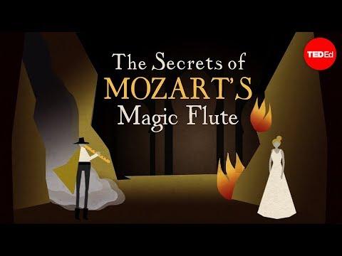 "The secrets of Mozart's ""Magic Flute"" - Joshua Borths"
