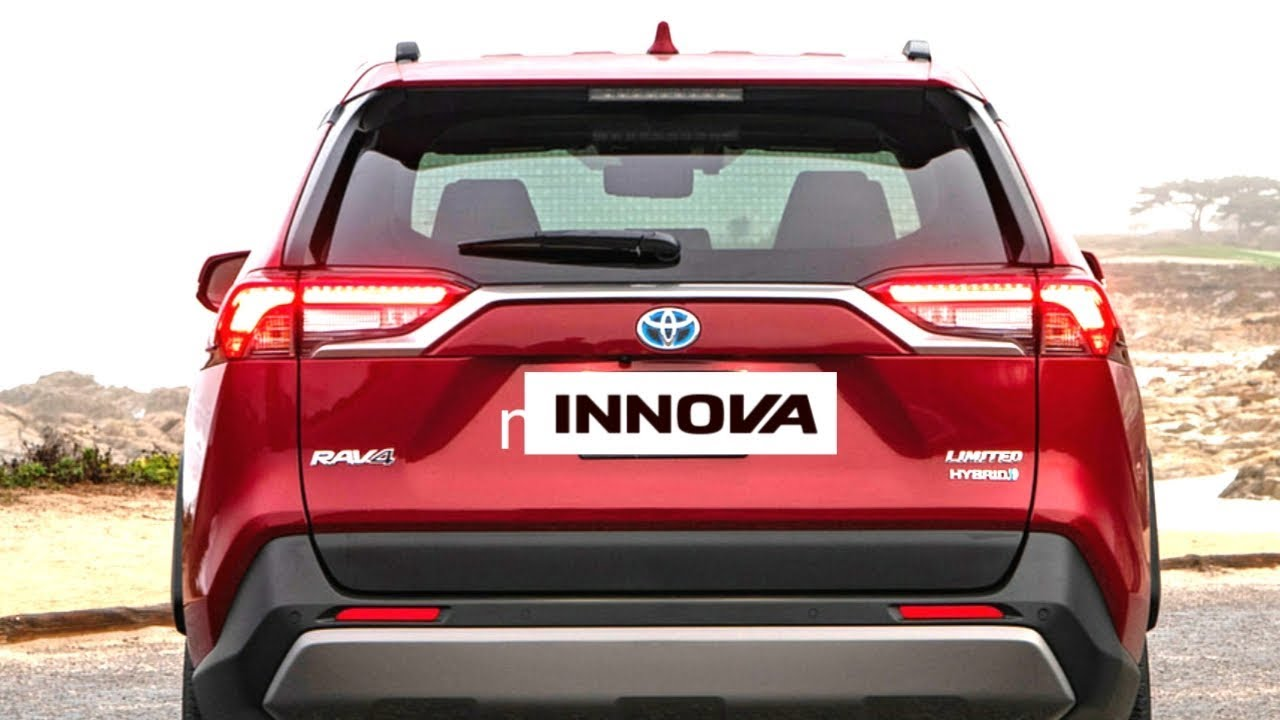 Toyota Innova Crysta Facelift 2020 India Price Mileage Engine Power And All Details Youtube