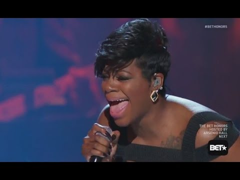 Fantasia SLAYS the BET Honors 2016