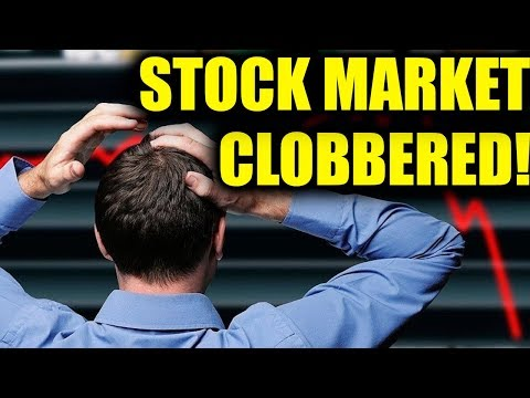 Stock Market Gets Clobbered! - Lilium Electric Flying Taxi - Alibaba Malls?