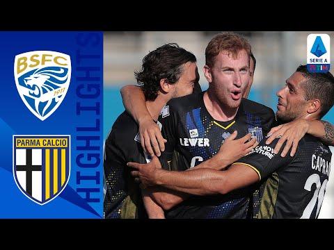 Brescia Parma Goals And Highlights
