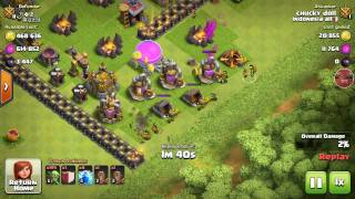 """[Clash of Clans] The Power of """"Kolor ijo"""" Goblins"""