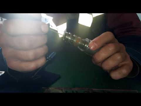 Fiat Albea датчик/клапан фаз разбор