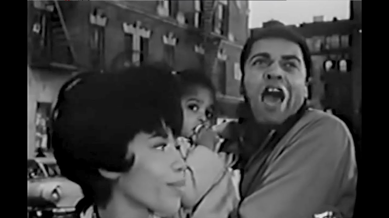 CLASSIC THROWBACK: East Side/ West Side (1963) James Earl Jones & Cicely Tyson