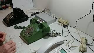 Telephone exchange for vintage phones.