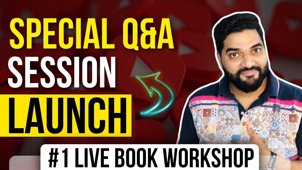 Live Book Workshop in Hindi | Readers Books Club Live