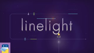 Linelight: World 2 iOS iPhone Gameplay Walkthrough & Review (by My Dog Zorro / BT Productions)