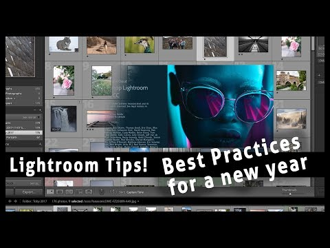 Lightroom Best Practices:  New Year, New Catalog & How-to Archive