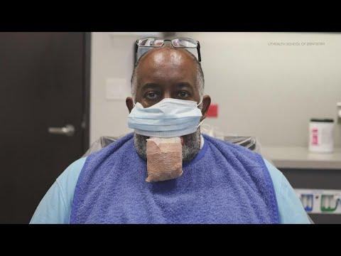 休斯敦惊现罕见新冠并发症 舌头肿胀成数倍