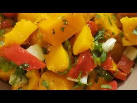 Roasted Butternut Squash And Red Pepper Salad Recipe