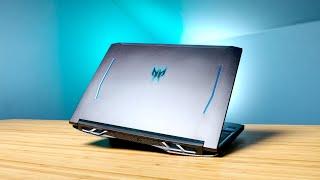 2021 Acer Predator Helios 300 // Unboxing